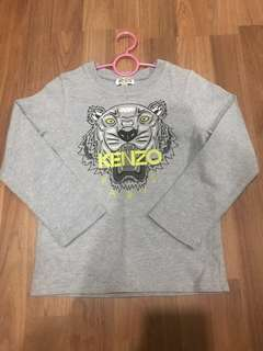 Authentic Kenzo long sleeve shirt