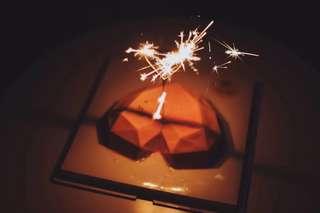 生日蠟燭 煙花蠟燭