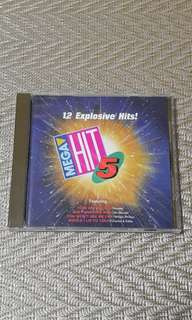 Various - Mega Hit 5 (1993 SM cd)