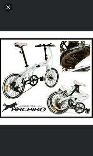 Bicycle _ HACHIKO 20 Inch Easy Bring Mrt