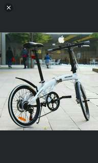 HACHIKO 20 Inch Foldable Mrt Bike
