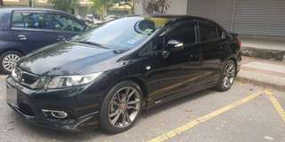 2013 Honda Civic 1.8
