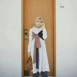 Nuraya Long Tunik