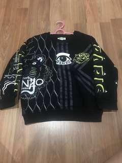 Authentic Limited Kenzo Sweater(kids)
