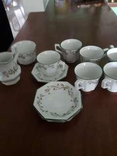 Tea Set external beau