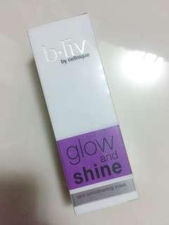 [Free post] B.liv glow and shine whitening face scrub