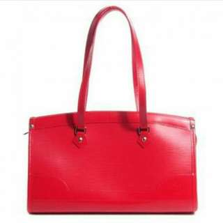 👉 LV Madeliene PM Epi Red # dl