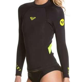 Roxy 1.5 mm wetsuit / rashguard