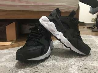 🚚 Nike武士鞋黑色