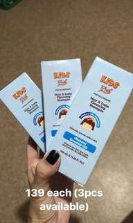 Kids Plus shampoo