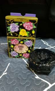 Anna Sui loose face powder & case