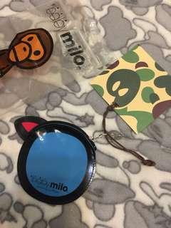 Baby milo coin bag