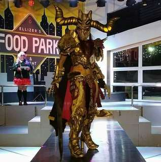 COSPLAY ARMOR FOR SALE