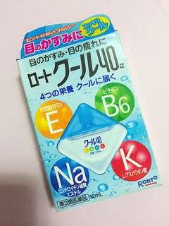 Japan rohto cooling eye drop