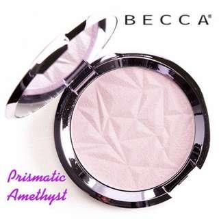 BNIB Becca Shimmering Skin Perfector Pressed - Prismatic Amethyst