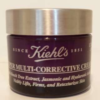 (清貨平賣) 護膚品 - KIEHL'S SUPER MULTI-CORRECTIVE CREAM 50ml - 2019/01