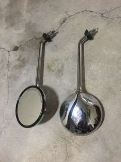 Vespa GTS300 side mirrors