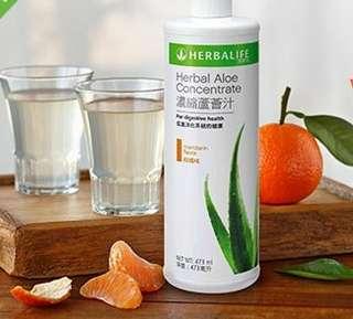 Herbalife 康寶萊濃縮蘆薈汁 柑橘味 473ml