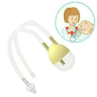 Nasal aspirator penyedot ingus / sedotan sedot cairan bayi baby