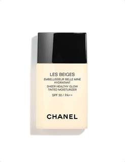 Chanel les beiges tinted moisturizer
