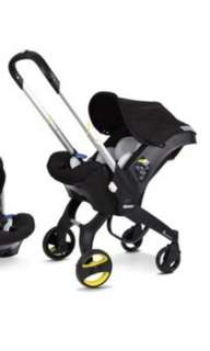 Doona Infant Carseat Stroller