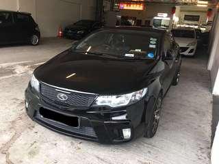 Kia Cerato Forte Koup Auto 1.6