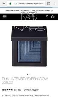 NARS Dual Intensity Eyeshadow in Arcturus