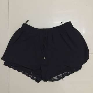 Forever 21 Lace Shorts