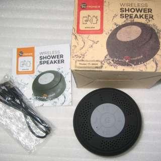 Bluetooth Shower Speaker . TaoTronics Wireless Shower Speaker