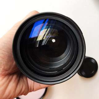 Canon FD 35-105mm f3.5 macro