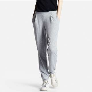 BRAND NEW Uniqlo AIRism Sweat Ankle Pants in Size S