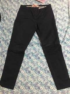 Mango Black Office Pants