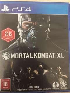 Mortal Kobat XL