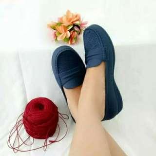 Sepatu jelly bara-bara