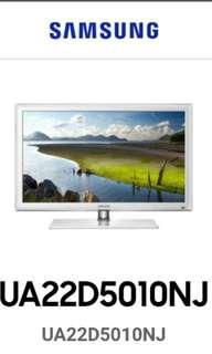 Samsung LED 22吋 TV