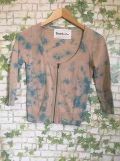 Snarl blouse