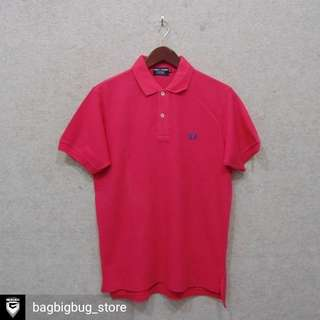 FRED PERRY Poloshirt -Size: L