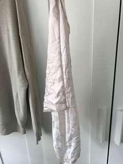 Aritzia Babaton silk hankercheif