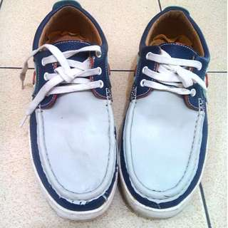Gabino Man Shoes Size 41