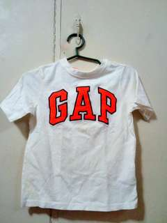 GAP T-shirt for boys kids 4-6y/o