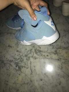 Air Jordan 7 Blue Pantone