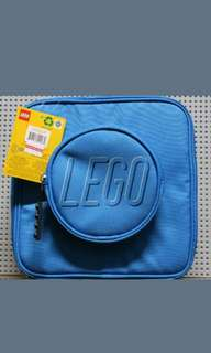 LEGO RECYCLED BACKPACKS & LUNCH BAGS.