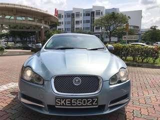 Jaguar xf 3.0A  2008/10