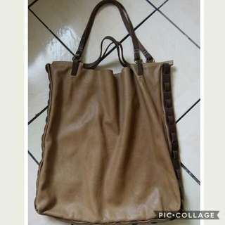 Pure Leather Large Bag