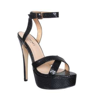 Simmi shoes- Snakeskin heels