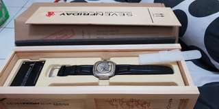 Jam sevenfriday mirror ori