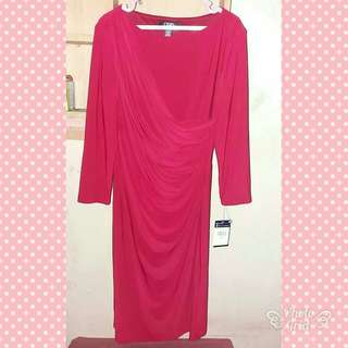 NEW...Dress Chaps, size S (LD 96), color : real red