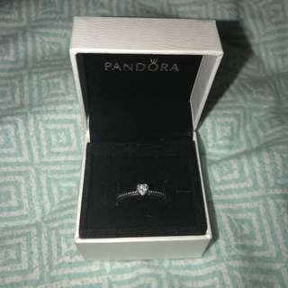 Pandora Sweet Heart Ring