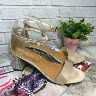 Heels strappy fashion import