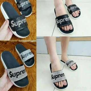 Sandal supreme fashion import